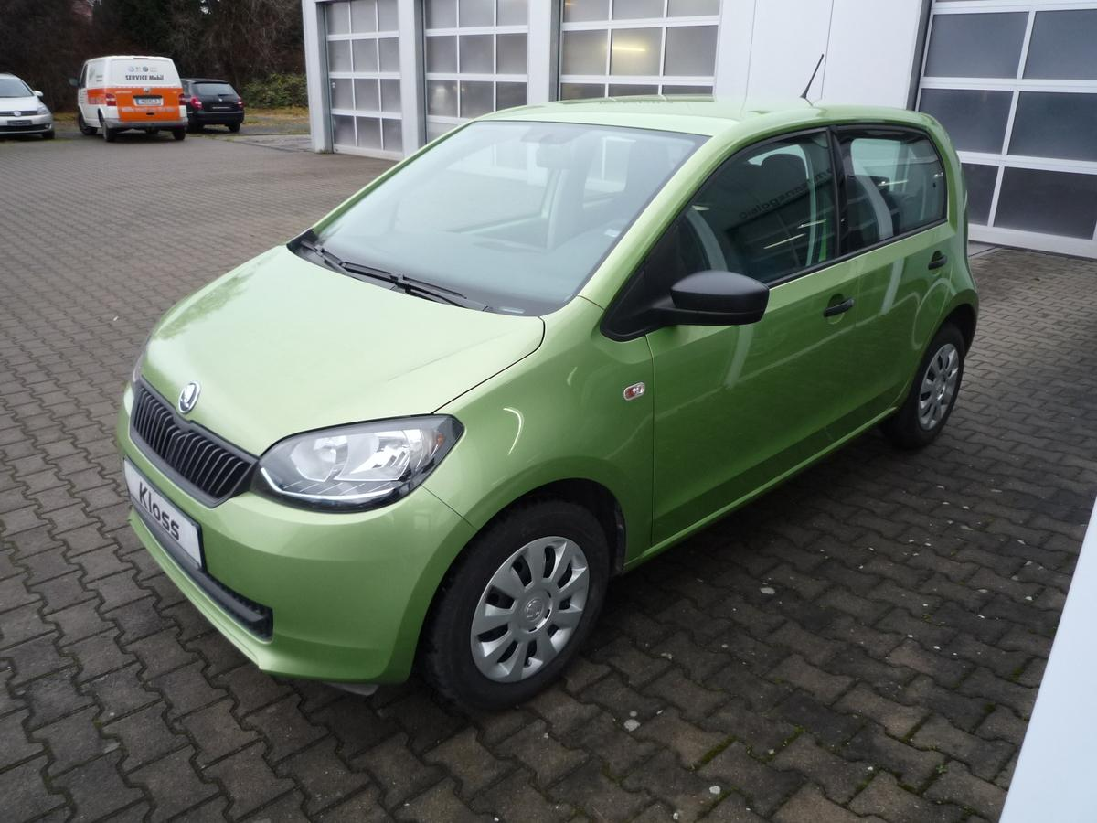 Skoda Citigo Edition 5-türig