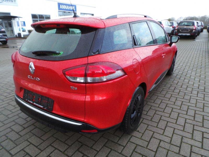 Renault Clio IV Grandtour   0.9 TCe 90 Luxe Klimaauto Navi