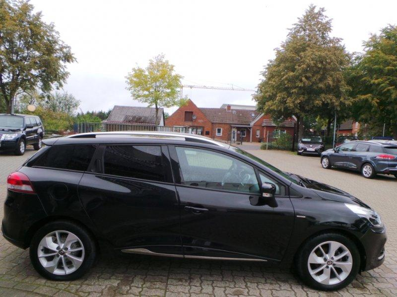 Renault Clio Grandtour TCe 90 Limited Navi Tempomat